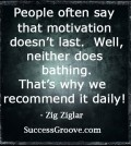 Motivation - Zig Ziglar