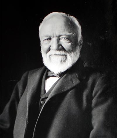 Andrew Carnegie Success Story