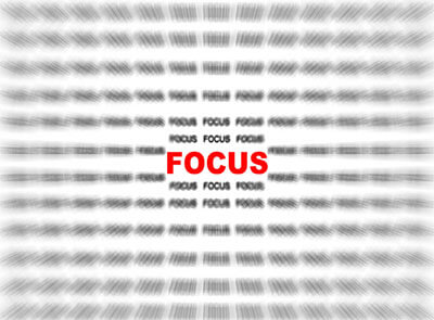 How to get focus